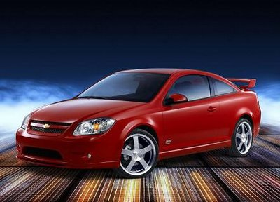 2009 Chevrolet Cobalt SS Turbocharged Coupe picture