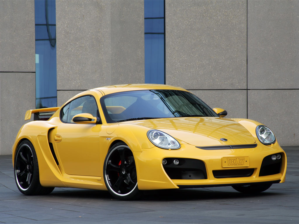 Picture Of 2006 Porsche Cayman S Exterior