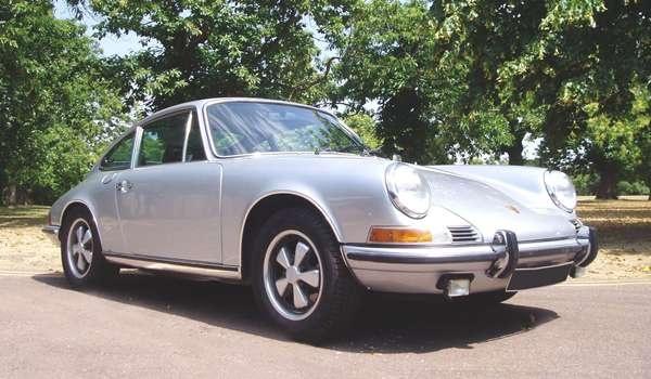 Picture of 1972 Porsche 911, exterior, gallery_worthy