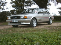 Picture of 1983 Audi 80, exterior, gallery_worthy