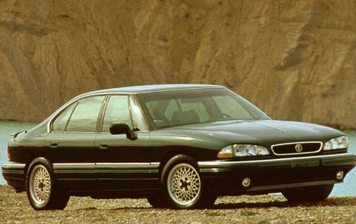Picture of 1993 Pontiac Bonneville 4 Dr SSE Sedan, exterior