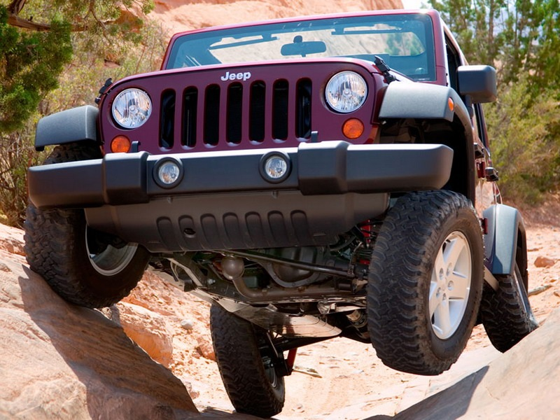 Jeep Wrangler Preview