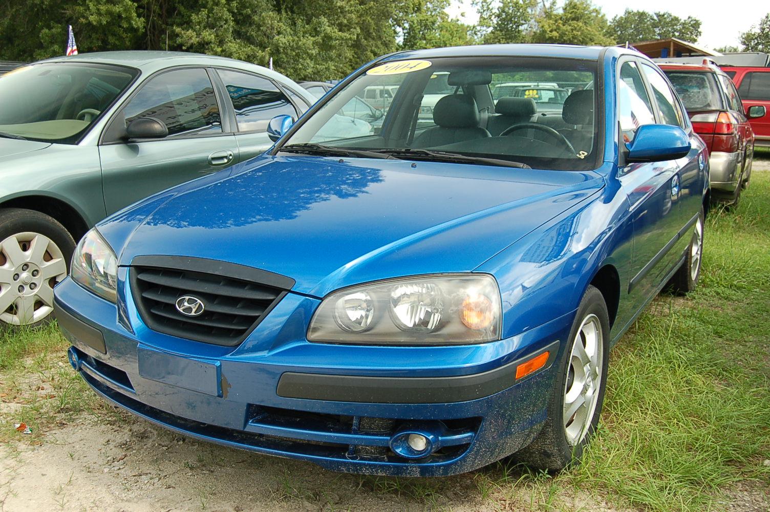 2004 Hyundai Elantra Pictures Cargurus