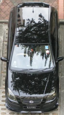 Picture of 2008 Kia Rio Rio5 SX, exterior