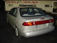 1997 Nissan Sentra XE, Bland from every angle., exterior, gallery_worthy