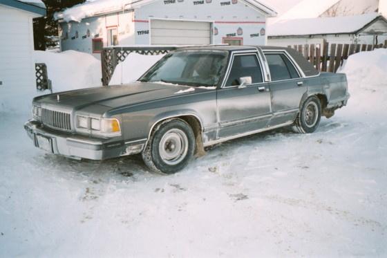 Picture of 1990 Mercury Grand Marquis 4 Dr LS Sedan, exterior