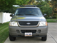 2002 Ford Explorer XLS picture, exterior