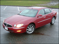 2005 Buick LaCrosse CXL, Back in my day, cars had style!, exterior