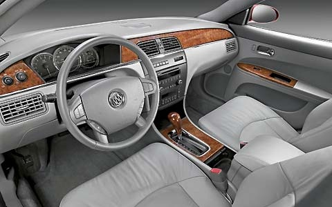 Wonderful 2005 Buick LaCrosse CXL FWD, Can I Get You Another Burbon, Grandpa?,