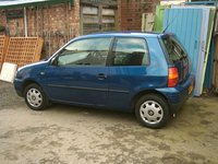 2000 Seat Arosa Overview