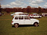 1964 Renault 4 Overview