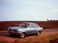 1976 Vauxhall Viva Overview