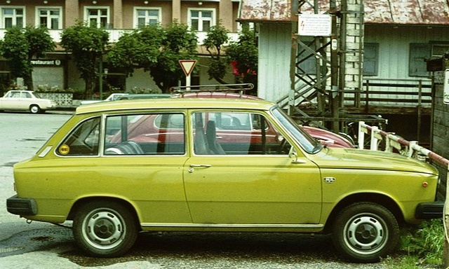 Picture of 1974 DAF 66