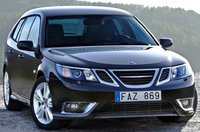 2009 Saab 9-3 SportCombi Picture Gallery