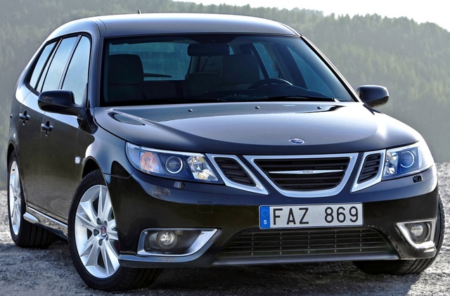Picture of 2009 Saab 9-3 SportCombi Aero