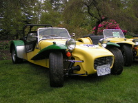 1965 Lotus Seven Overview