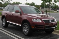 Picture of 2004 Volkswagen Touareg, exterior