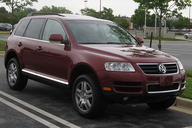Picture of 2004 Volkswagen Touareg