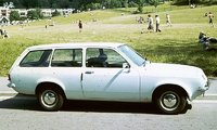 1976 Vauxhall Chevette Overview
