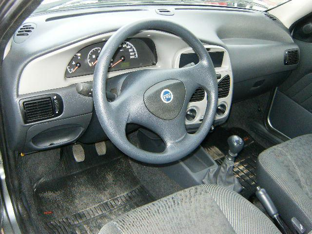 Fiat Multipla Interior Pictures
