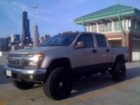 Picture of 2004 Chevrolet Colorado 4 Dr Z85 LS Crew Cab SB, exterior