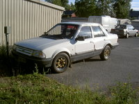 1984 Ford Orion Overview
