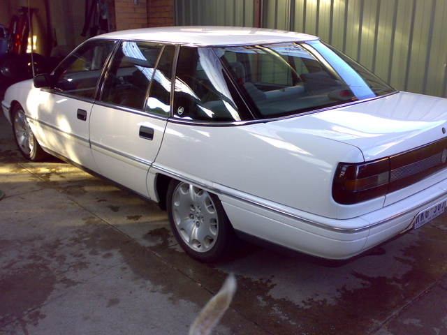 Picture of 1991 Holden Statesman, exterior