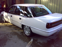 1991 Holden Statesman Overview