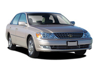 2003 Toyota Avalon Overview