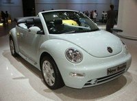 Picture of 2009 Volkswagen Beetle S Convertible, exterior