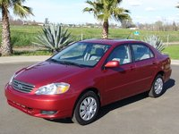 2003 Toyota Corolla CE, Belongs in a suburban driveway surrounded by toddler toys., exterior, gallery_worthy