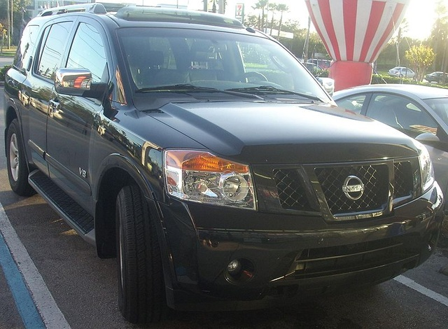 Picture of 2007 Nissan Armada