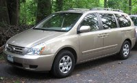 Picture of 2008 Kia Sedona, exterior, gallery_worthy