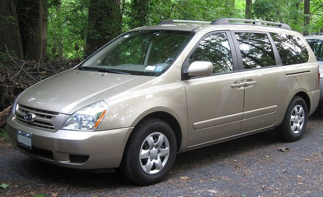 Picture of 2008 Kia Sedona