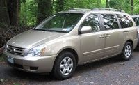 Picture of 2008 Kia Sedona, exterior