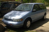 1995 Nissan Quest Overview