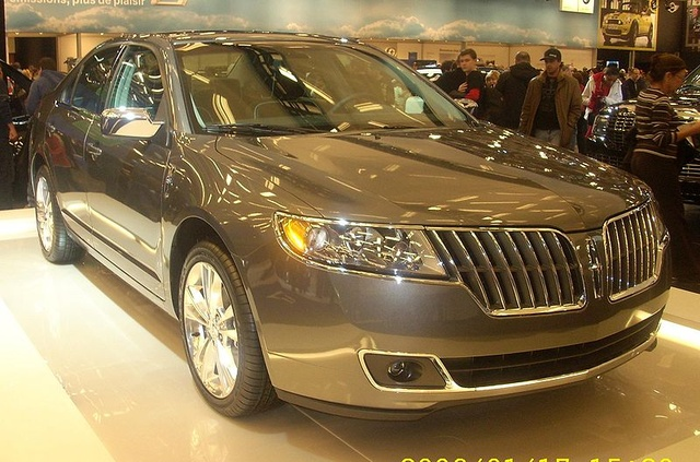 Picture of 2010 Lincoln MKZ, exterior, gallery_worthy