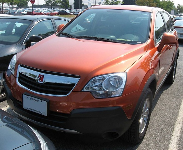 Picture of 2007 Saturn VUE