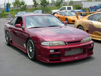 1997 Nissan 240SX Overview