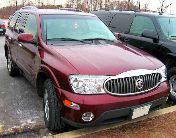 Used 2005 Buick Rainier for sale - Pricing