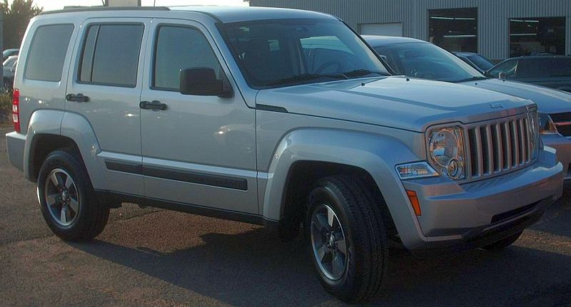 Picture of 2008 Jeep Liberty, exterior