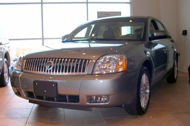 Picture of 2006 Mercury Montego