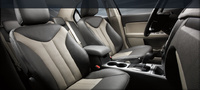 2010 Mercury Milan, seating, manufacturer, interior