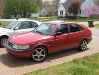Picture of 1995 Saab 900 4 Dr S Hatchback, exterior