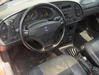 1995 Saab 900 4 Dr S Hatchback picture, interior