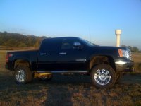 Picture of 2007 GMC Sierra 1500 SLT Ext. Cab SB 4WD, exterior, gallery_worthy