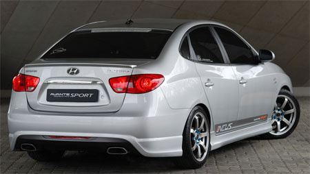 Picture of 2009 Hyundai Elantra GLS, exterior, gallery_worthy