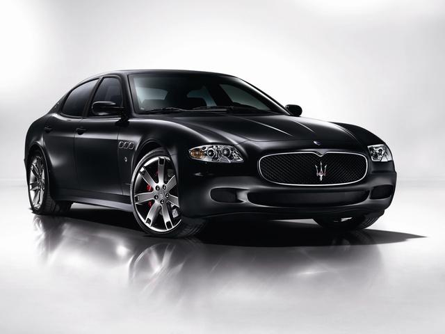 Picture of 2009 Maserati Quattroporte S, exterior, gallery_worthy