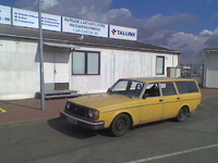 1978 Volvo 245 Overview