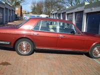 1985 Rolls-Royce Silver Spirit Overview